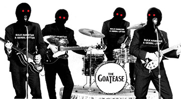 Photo: The GoaTease fake promo image