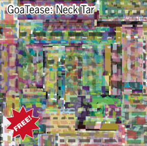 Photo: GoaTease: Neck Tar cover