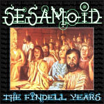 Photo: Sesamoid: The Findell Years cover